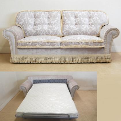 飯田商事 ソファー 3シーター ベッドタイプ decor sofa